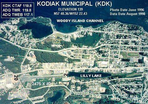 Kodiak Municipal Airport