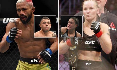 UFC 255: Make predictions for Figueiredo vs. Perez ...
