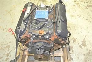 454 7 4 Liter V8 Marine Engine Omc King Cobra Mercruiser Bravo
