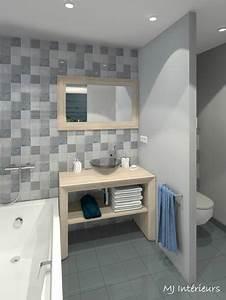 une maison repensee et rajeunie version 2 mj With salle de bain design avec devenir décorateur d intérieur indépendant