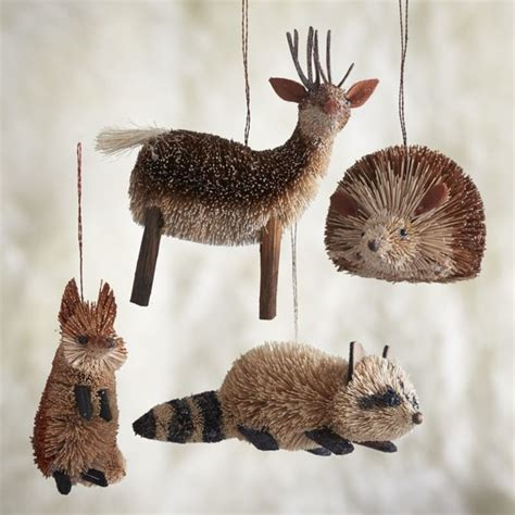 buri animal ornaments contemporary christmas ornaments