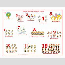 P6c's 12 Days Of Christmas « Primary6c