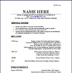 Wharton Resume Book by Tertracker