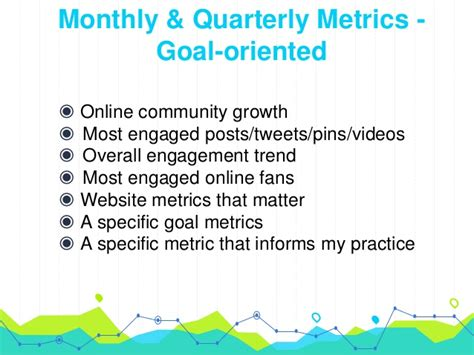 social media metrics  matter