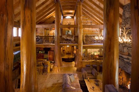 modern log cabin designs hearthstone homes