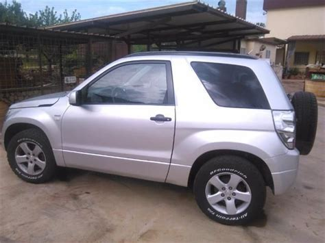 sold suzuki grand vitara 3 porte used cars for sale