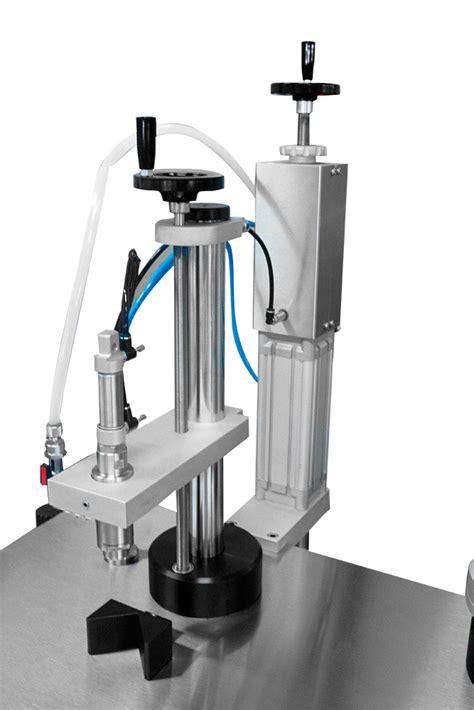 manual aerosol filling machine sora machine