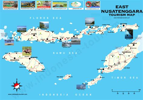 peta kain tenun nusa tenggara timur gps wisata indonesia