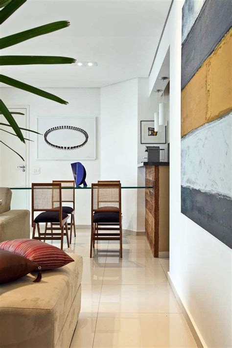 Charming Apartment Putti in Sao Paolo: When Small Spaces
