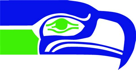 seattle seahawks green clipart clipart suggest