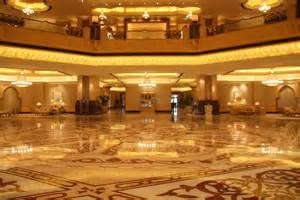 Prince of Dubai Palace Pictures Interior