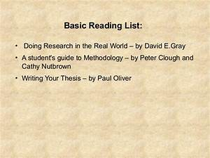 A Student S Guide To Methodology Clough Peter Nutbrown Cathy