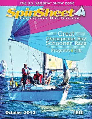 Annapolis Sailboat Show Discount by Spinsheet October 2012 By Spinsheet Publishing Company Issuu