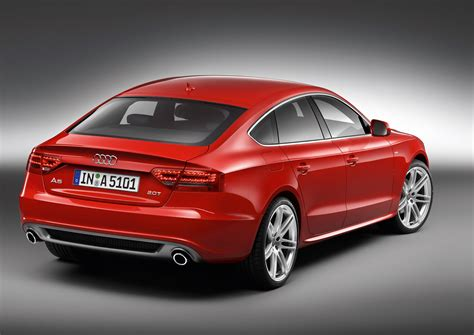 Audi A5 Picture by Audi A5 Sportback Picture 23185