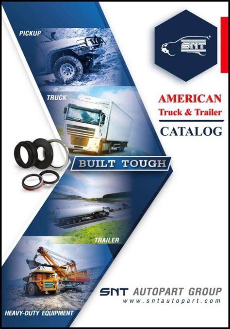 seal delco spare parts for trucks snt autopart
