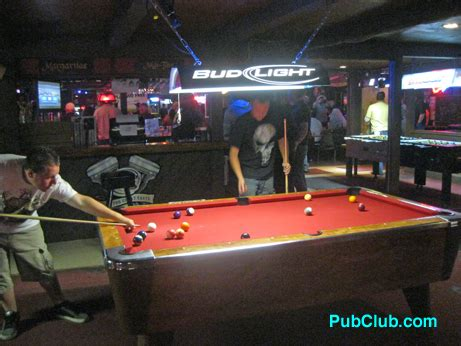how big is a bar pool table at certain dive bars you just feel like having a