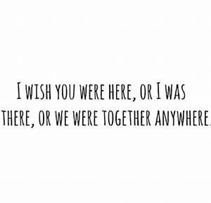 Missing Someone You Love Tumblr – Quotesta