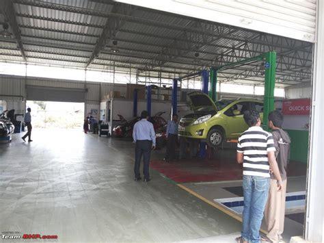 Kropex Chevrolet Service Center @ Marathahalli, Bangalore