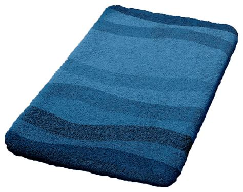 royal blue non slip washable bathroom rug miami
