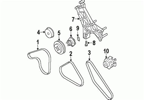 2004 kia sorento parts diagram automotive parts diagram