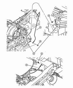 2008 Jeep Grand Cherokee Strap  Ground  Engine To Plenum