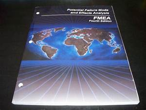 Potential Failure Mode And Effects Analysis Fmea Reference