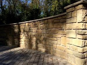 Natursteinmauern Im Garten : natursteinmauern vogel garten und landschaftsbau ~ Markanthonyermac.com Haus und Dekorationen