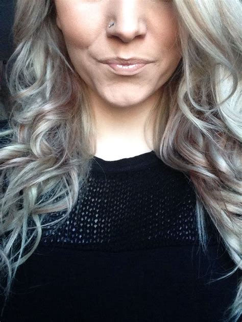 grey ash blonde red hair hair colour grey blonde