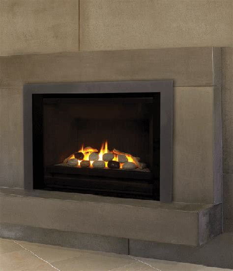 installing gas fireplace insert gas fireplace inserts the advantages efficiency