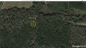 Lynyrd Skynyrd Flight Path And Crash Location From Google Earth