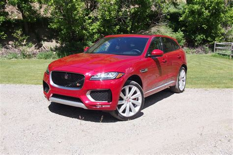 2017 Jaguar F-pace S Review