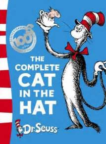 cat in the hat books the complete cat in the hat npr
