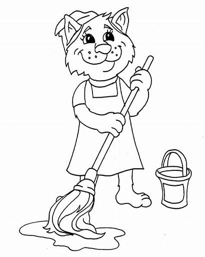 Coloring Pages Cleanitsupply Printable Templates Desk