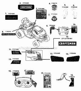 Craftsman 247288810 Parts List And Diagram   Ereplacementparts Com