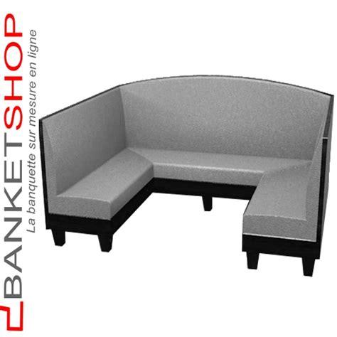 banquette angle cuisine banquette et canapé sur mesure modulable pour l 39 aménagement en mobilier