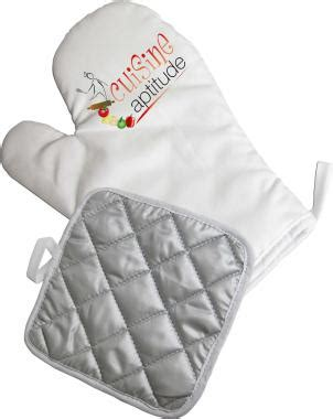 maniques cuisine gant et manique à personnaliser