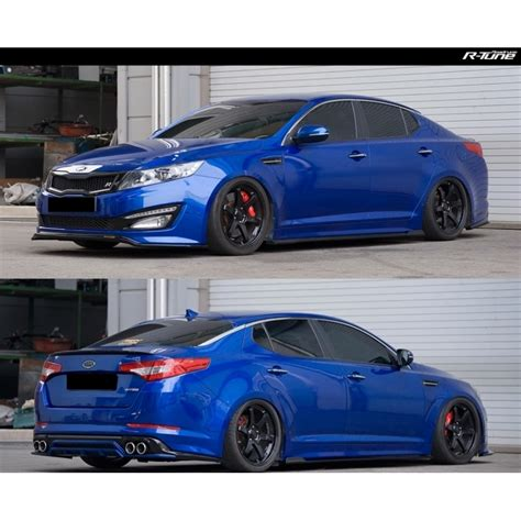 Kia Kits by Roadruns R Tune Lip Kit Kia Optima K5