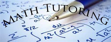 Shhs  Free Math Tutoring