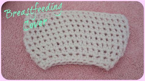 Crochet Breastfeeding Cover