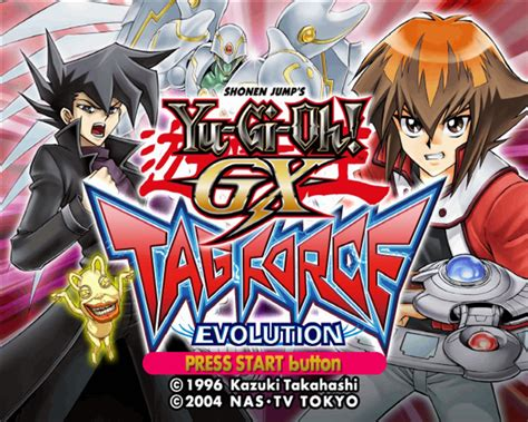 yu gi oh gx force tag evolution beginning yugioh destiny europe game pc iso ps2 psp aporte ahora updated version