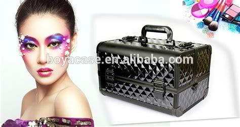 Black Color High Quality Carrying Beauty Vanity Make Up