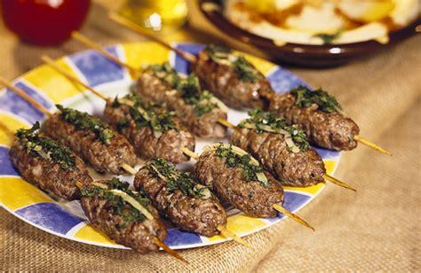 livre de cuisine libanaise recette du kafta michouiyé