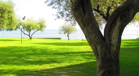 giardino in discesa casa con giardino discesa a mare e posto privati