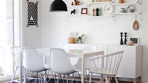 15 Charming Scandinavian Dining Room Design Ideas