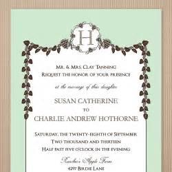 wedding invite template fall wedding invitation template card invitation templates