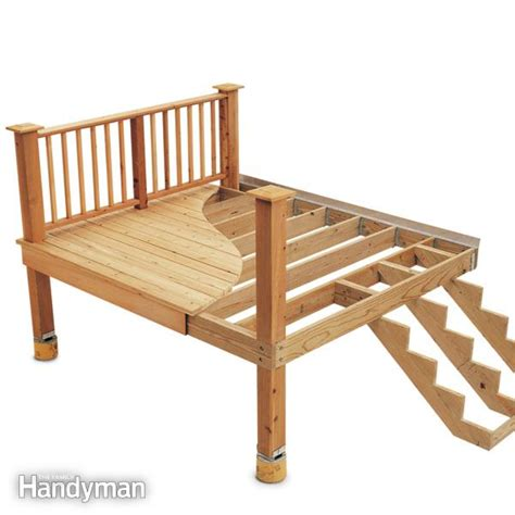 Decking Design Software by 7 Deck Building Tips The Family Handyman