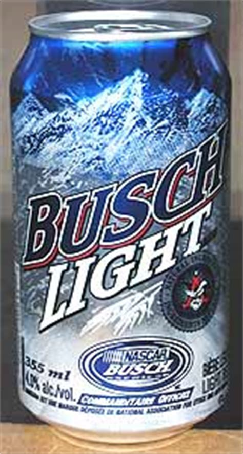 busch light new can what 39 s new april june 2007