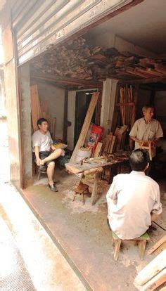 traditional chinese woodworking experiences