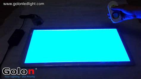 rgb led panel lights  shenzhen china manufacturer