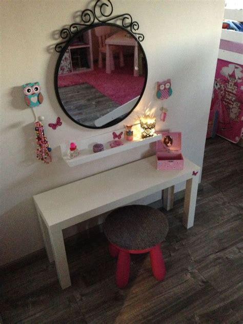 kinder schminktisch holz die besten 25 kinder schminktisch ideen auf spiegelschreibtisch ikea